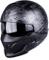Scorpion Casco Moto EXO-COMBAT Ratnik, Matt Black, XS