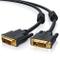 CSL - Cavo DVI a DVI da 1,5 Metri - Dual Link 24 e 1 - contatti Dorati - risoluzioni HDTV...