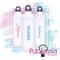 Borraccia in Alluminio Personalizzata con Nome 750 ml Per Acqua Bottiglia d'acqua A Prova...