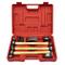 vidaXL 7x Strumenti Riparazione Ammaccature Carrozzeria Estrattore per Auto