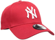 New Era - 10298276 - 39 Thirty Classic Yankees, Berretto da donna, Multicolore (Rosso/Bian...