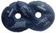 Hot Cold Therapy - Set di dischi in gel riutilizzabile, flessibile e per il calore del ghi...