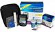 Misuratore glicemia Kit completo di 50 strisce per diabete + 50 lancette pungidito + 1 glu...