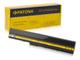 PATONA Batteria per Laptop / Notebook ASUS A40J | A42 | A52 | A62 | B53 | F85 | F86 | K42...