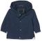 Calvin Klein Hooded Coach Jacket Giubbotto, Blu (Black Iris 002), 86 Bimbo