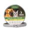 DEWEL - Collare anti-parassiti per cani, gatti di piccola taglia media e grande contro pul...