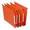 Esselte 21628 Cartelle sospese da armadio A4, arancione, confezione da 25 pezzi