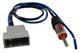AERZETIX: Adattatore DIN per antenna autoradio C10008