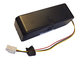 INTENSILO Batteria di ricambio Li-Ion 6000mAh(14.4V) per aspirapolvere Samsung Navibot Ser...