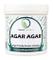 Agar Agar In Polvere 100 g Qualità Premio (Etichette e istruzioni Italiane)