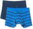 Schiesser Multipack 2Pack Shorts Boxer, Multicolore (Sortiert 1 901), 16 Anni (Pacco da 2)...