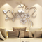 Alicemall - 12 adesivi da parete 3D a forma di farfalla, decorazione fai da te per casa e...