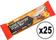 Named Total Energy Fruit Bar Choco-Apricot Cioccolato-Albicocca box 25 barrette da 35g