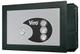 Viro 1.4323.20 Cassaforte Meccanica Privacy con Combinatori, 240 x 360 x 200 mm