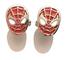 giulyscreations Gemelli per Camicie Spider-Man Metallo Nichel Free Ispirati Supereroi Aven...