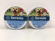 2 confezioni Collare Seresto di Bayer per cani oltre 8 Kg antipulci e zecche 70 cm