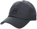 Under Armour Men's Washed Cotton cap, Cappello Uomo, Grigio (Graphite/Black), Taglia unica