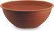 Plastecnic Vaso da Esterno per Fiori in Plastica Dimensioni 32 x 13 Rigata