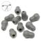 Auricolari super morbidi per stetoscopio Littmann, in silicone, colore grigio, 2 pezzi, gr...