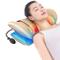 Cuscino chiropratico di allineamento cervicale della colonna vertebrale,Cuscino elettrico...