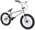 KHE COPE FS Limited - Bicicletta BMX, 20 pollici, solo 10,8 kg, colore: Argento