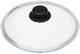 Pyrex 4937233 - Coperchio in vetro, ø 26 cm, Trasparente