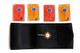 TRANQUILISAFE Cintura Nomade Lombare riscaldante allevia e Calma i dolori lombari – Calore...