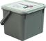 Rotho 45505.10536 Fabio - Contenitore per Alimenti per Animali, in plastica (PP), con Mani...