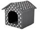 Cane o gatto Kennel / casa / letti - XL Paw design, 60x55x60cm