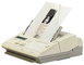 Durable 234602 - Cartellina per Trasmissione Fax, Copertina Trasparente e Retro Colorato,...