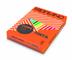 Fabriano F60421297–Confezione da 500fogli di carta, formato A4, 80g, colore: arancione