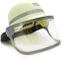 Idena 8040005 - Casco da pompiere per bambini con visiera mobile e protezione collo