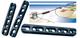 Cla & Mil Store Ammortizzatore Molla ORMEGGIO in Gomma cm 27 Accessori Barca Nautica