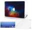 KECC MacBook PRO 13 Pollici (2020/2019/2018/2017/2016, Touch Bar) Custodia Case Rigida w/E...