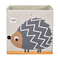 3 Sprouts 107-002-010 Storage Box Cubo Contenitore, 33 x 33 x 33 cm, Multicolore (Hedgedog...
