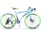 ZTYD Strada Biciclette, 24 velocità 26 Bici Pollici, Doppio Disco Freno, Acciaio al Carbon...