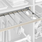 Emuca 7066662 70662- Kit per guía y varillas - Pantaloni Keeper Para módulo 600 mm in acab...