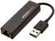 AmazonBasics - Adattatore di rete da USB 2.0 a Ethernet LAN 10/100