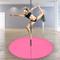 ZQNHXY Portable 4 Pieghevole Pole Dance Safety Mat Piano Home Palestra Esercizio Fitness P...