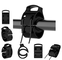 Lichifit - Kit di montaggio universale per orologi sportivi GPS su manubrio per bicicletta...
