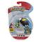 Giochi Preziosi Pokemon Pokemon Clip'n Go con Personaggio Munchlax & Ultra Ball