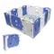 Box per bambini pieghevole Penna per giochi pieghevole per bambini Centro di attività per...