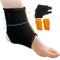 Cavigliera Regolabile per Piede e Caviglia con Cuscinetti in Gel per terapia Caldo/Freddo...