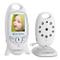 GEEDIAR Wireless Video Baby Monitor con Fotocamera Digitale Visione Notturna Monitoraggio...