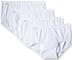Sloggi Basic+ Midi 4P Slip, Bianco (White 0003), 46 (Pacco da 4) Donna