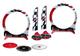 Ducati Corse- Circuito FPV Composto da Gate, Flags e Starting Pad, DCRCTRACK