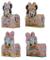 Bomboniere Minnie e PAPERINA Disney - 10 Pezzi Astuccio SCATOLINE PORTACONFETTI - P123400/...