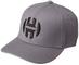 adidas Basketball Acc HW, cap Uomo, Grey Five/Black, OSFM