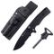 HX outdoors TD01tanto coltello con guaina