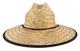 EOZY-Cappello in Paglia da Bagnino Grande Visiera Vintage Stampa Donna Unisex Fedora Class...